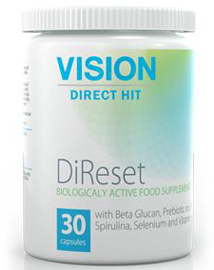 Vision food supplement